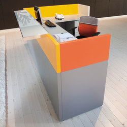 Philo | Reception desks | ALEA
