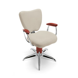 Man Ray WMN | GIUGIARO DESIGN Styling Salon Chair | Barber chairs | GAMMA & BROSS