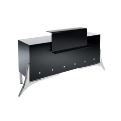 Platoir Swarovski | MG BROSS Salon Reception Desk | Counters | GAMMA & BROSS