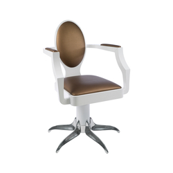 Louis 8 | GAMMA STATE OF ART Styling Salon Chairs | Barber chairs | GAMMA & BROSS