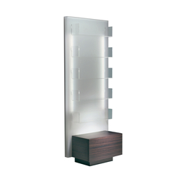 Glowall Display ST | GAMMA STATE OF THE ART Salon Retail Displays | Wellness storage | GAMMA & BROSS