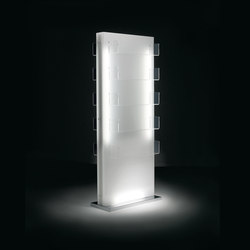 Glow Island Display | GAMMA  Salon Retail Display | Display cabinets | GAMMA & BROSS