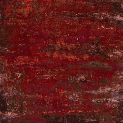 Texture - Canvas scarlett | Tappeti / Tappeti d'autore | REUBER HENNING