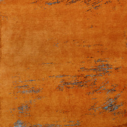 Texture - Paint clementine | Rugs | REUBER HENNING