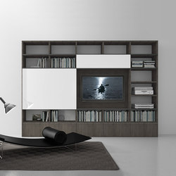 Pari & Dispari Sliding door arrangements | Armarios | Presotto