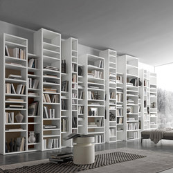 Pari & Dispari Bookcases | Shelves | Presotto