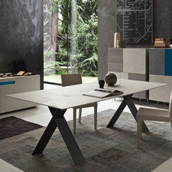 Tailor table | Dining tables | Presotto