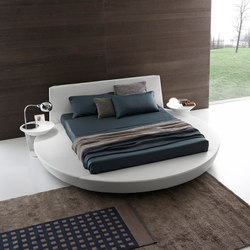 Zero_Size L Bed | Beds | Presotto