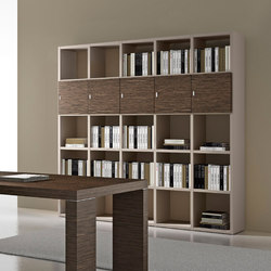 Titano | Sistemi scaffale ufficio | ALEA