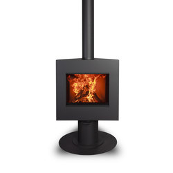 Dia Base | Wood burning stoves | Harrie Leenders