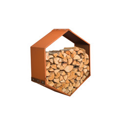 WoodBee Wall | Fireplace accessories | Harrie Leenders