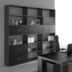 Titano | Office shelving systems | ALEA