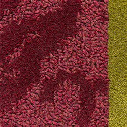 Juni Dark Red Rose 130 | Tapis / Tapis design | Kasthall