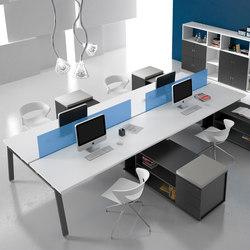 Atreo | Desking systems | ALEA