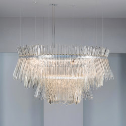 Rondo Fano 2 | Suspended lights | Isabel Hamm