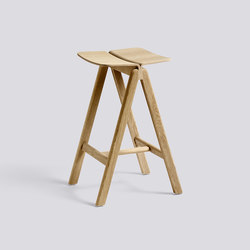 Copenhague Bar Stool | Taburetes de bar | Hay