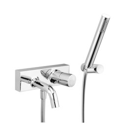 Fluid F3854 | Bath taps | Fima Carlo Frattini