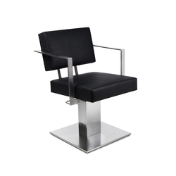 Time Less | GAMMA STATE OF THE ART Styling salon chair | Barber chairs | GAMMA & BROSS