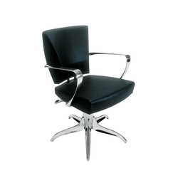 Yula | GAMMA STATE OF THE ART Styling salon chair | Barber chairs | GAMMA & BROSS