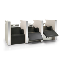 high end shampoo bowls accessories on architonic. Black Bedroom Furniture Sets. Home Design Ideas