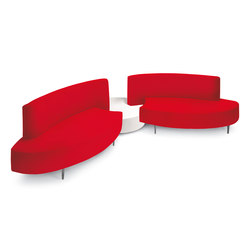 Meridian | OUTSIDER Sofa | Waiting area benches | GAMMA & BROSS