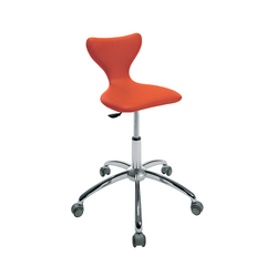 Foldino | GAMMA STATE OF THE ART Styling stool | Barber chairs | GAMMA & BROSS
