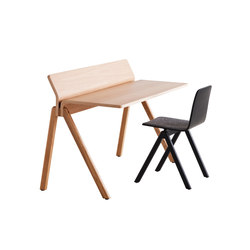 Copenhague Moulded Plywood Desk CPH190 | Mesas de lectura / estudio | Hay