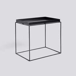 Tray Side Table Rectangular | Tavolini di servizio | Hay