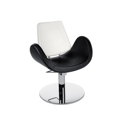 Alipes Roto | GAMMASTORE Styling salon chair | Barber chairs | GAMMA & BROSS