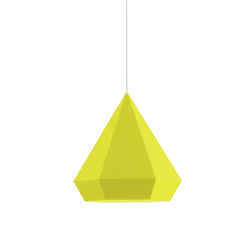 Diamond - sulfur yellow | Illuminazione generale | NEO/CRAFT
