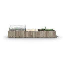 Selezionata di scaffali contenitori da giardino mobili for Contenitori da giardino