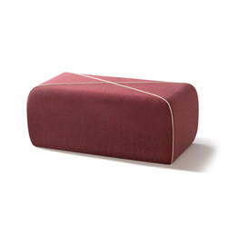 CROSSED X02 | Poufs | B-LINE