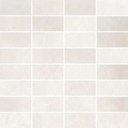 Massena | Mosaico Bessieres Blanco | Ceramic mosaics | VIVES Cerámica