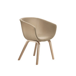 Derby | Wooden base, upholstered | Sillas de visita | Segis