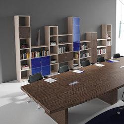 Titano | Systèmes d'étagères | ALEA