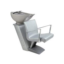 L-Type Aluotis | GAMMASTORE Shampoo bowl | Shampoo bowls | GAMMA & BROSS