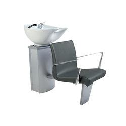 Wash Inn - Aluotis | GAMMASTORE Bac de Lavage | Shampoo bowls | GAMMA & BROSS