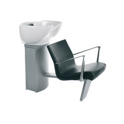 Wash Inn - Ecoblack | GAMMASTORE Lavacabezas | Lavabos de peluquería | GAMMA & BROSS