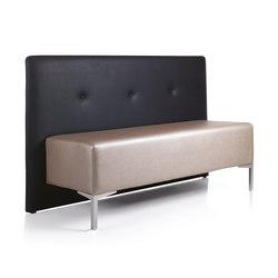 Yogi 2 | OUTSIDER Sofa | Waiting area benches | GAMMA & BROSS