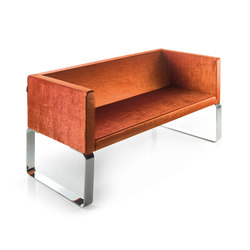 Cuba Bench | OUTSIDER Sofa | Waiting area benches | GAMMA & BROSS