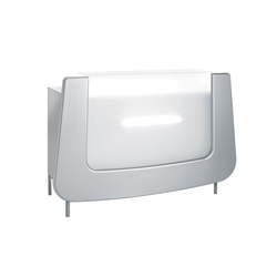 Blogg | GAMMASTORE Salon Reception Desk | Reception desks | GAMMA & BROSS