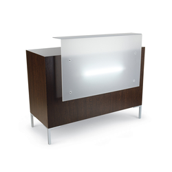 Yuka | GAMMASTORE Salon Reception Desk | Reception desks | GAMMA & BROSS