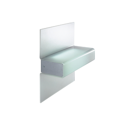 Luxshelf | GAMMASTORE Illuminated shelf | Wellness storage | GAMMA & BROSS