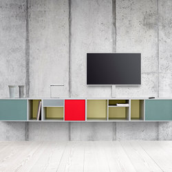 Montana Sound | application example | Multimedia sideboards | Montana Møbler