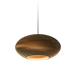 Disc20 Natural Pendant | Suspended lights | Graypants