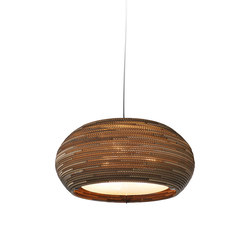 Ohio24 Natural Pendant | Illuminazione generale | Graypants
