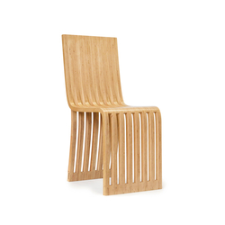 slice chair | Chaises de restaurant | Graypants