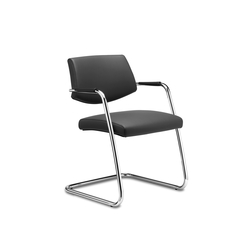 PC Passepartout Comfort visitor | Visitors chairs / Side chairs | sitland
