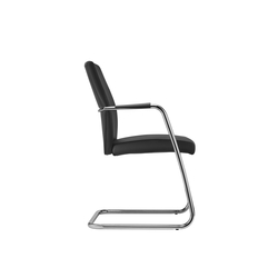 Passepartout visitor high back | Visitors chairs / Side chairs | sitland