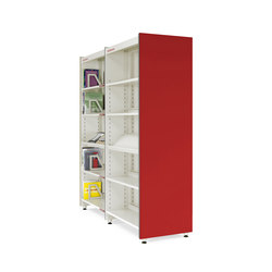 BBL side panel | Library furniture | Mobles 114